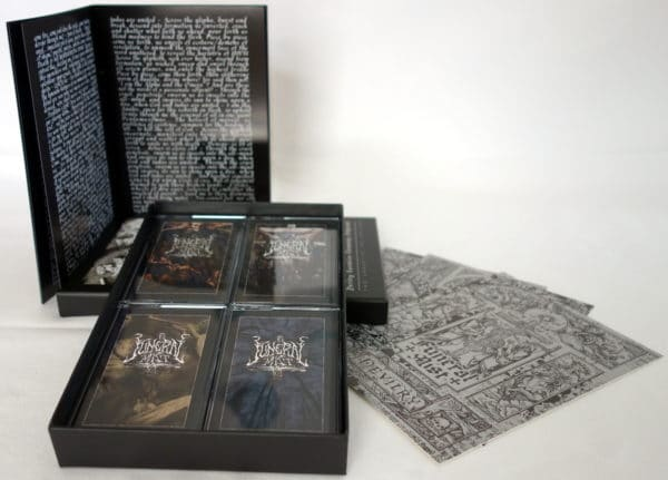 Funeral-Mist-the-Cassette-Collection-box-content