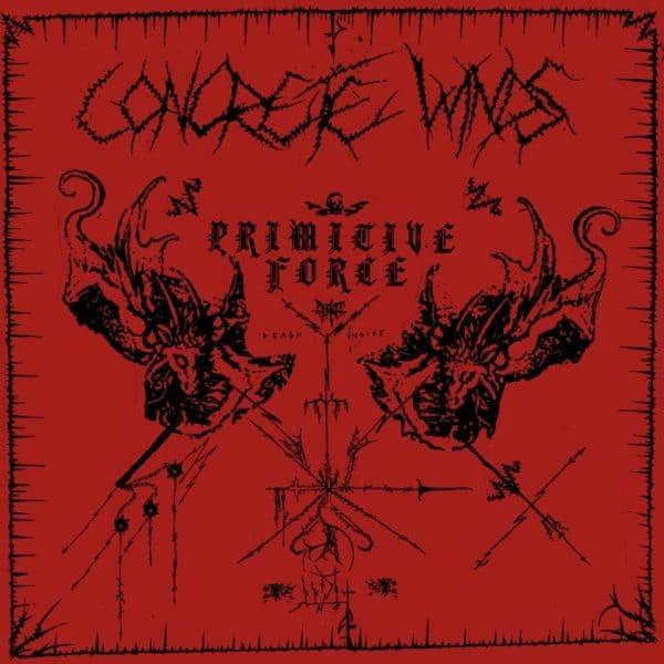 Concrete Winds Primitive Force cover