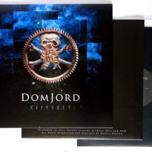 Domjord-gravrost-vinyl-front-cover-content