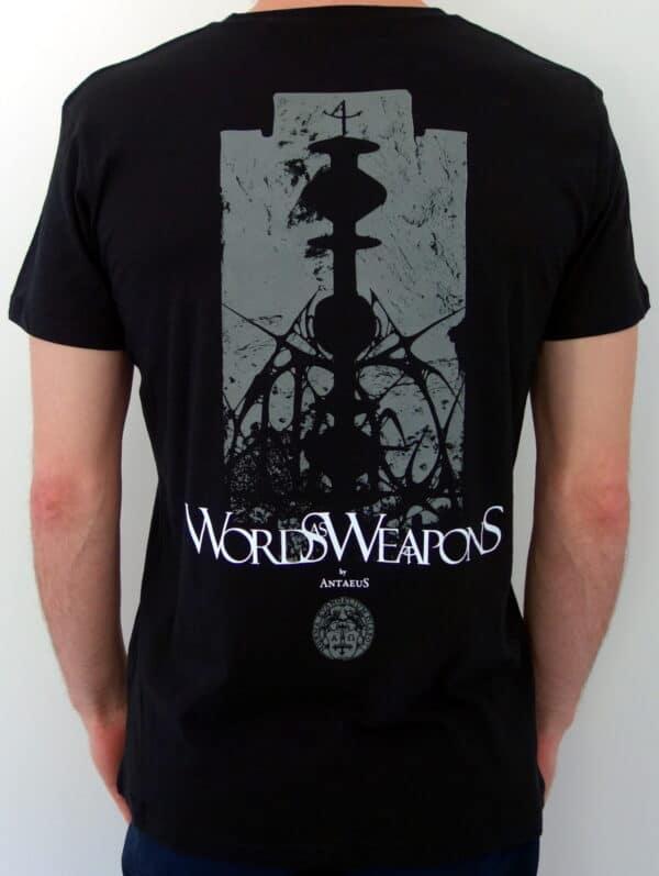antaeus-words-as-weapons-tee-shirt-back